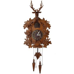 black forest cuckoo clock with music