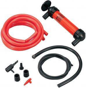 manual fuel transfer pump   portable fuel transfer pump