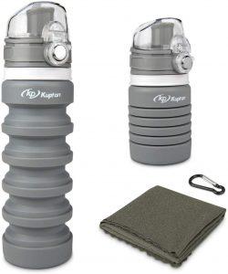 Kupton Portable Travel Water Bottle