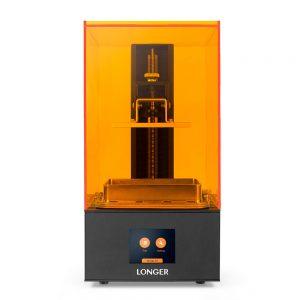 LONGER Orange 10 3D Printer, Resin SLA 3D Printer with Parallel LED Lighting