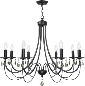Modern Pendant Lighting | Chandelier 8 Lights for Dining Room Hanging