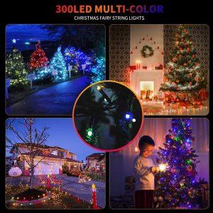 led christmas lights on amazon