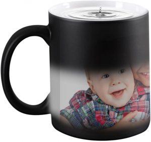 funny heat changing mugs