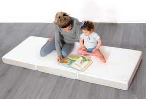 Space Saver Single Size foldable bed