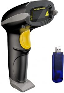 best industrial barcode scanner