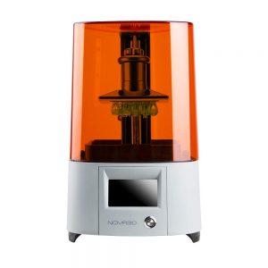 """NOVA3D Elfin LCD 3D Printer with 4.3"""" Smart Touch Screen"""