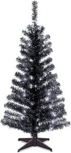 black christmas tree amazon