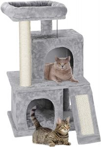 Nova Microdermabrasion 34 Inches Cat Tree Tower