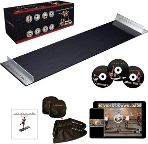 Fitness Slide Board for Weight Loss and HIIT