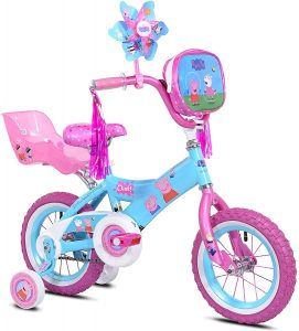 toddler bikes with training wheels