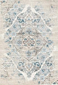 distressed rug trend