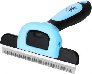 best brush for double coated dogs