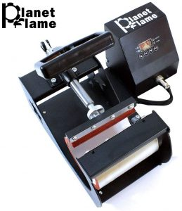 PlanetFlame Factory CE 6-11oz Mug Heat Press Machine