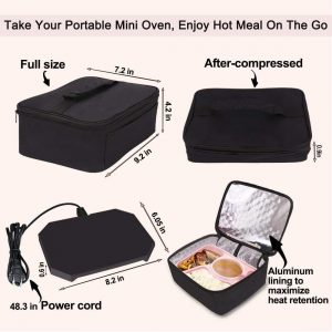 Portable-Oven-Personal-Food-Warmer