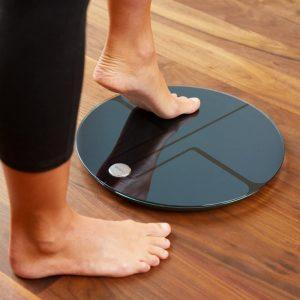 WiFi Smart Scale and Body Analyzer Works with Apple Health