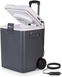 electric cooler for car