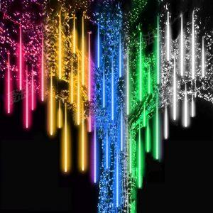 Outdoor LED Meteor Shower Rain Lights