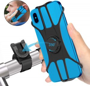 bike stem cap phone mount