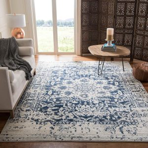modern distressed rugs