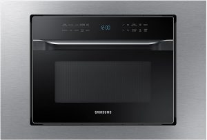 convection microwave with trim kit