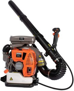 most powerful backpack blower