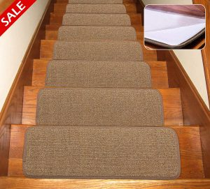 best stair treads for wood