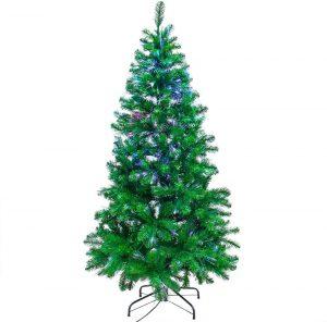 Fiber Optic Christmas Tree with 550 PVC