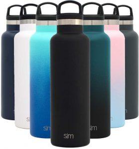 Hydro Vacuum Insulated Tumbler Flask w/Handle Lid