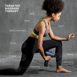 Deep Tissue Massager for Sore Muscle and Stiffness