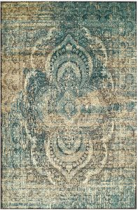 safavieh distressed rug