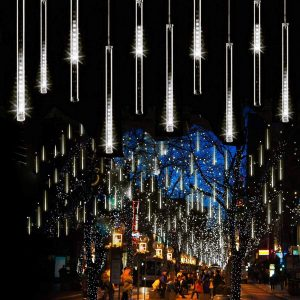 outdoor christmas drop lights
