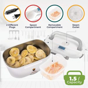 TRAVELISIMO-Electric-Lunch-Box-2-in-1-