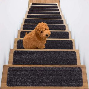 extra wide stair treads