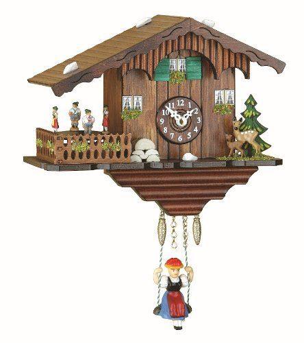 Trenkle-Kuckulino-Black-Forest-Clock-Swiss