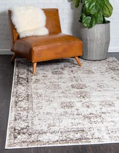 distressed area rug 6x9