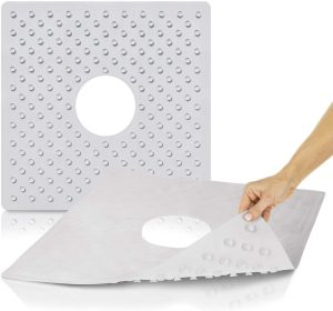 non slip mat for tile shower