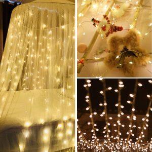 curtain lights home depot
