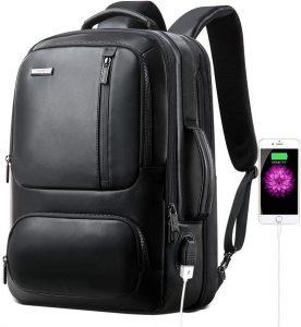 USB Charging Travel Backpack Men