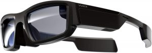 Vuzix Blade AR Smart Glasses, with Amazon Alexa Built-in and HD Camera and Voice-Controls