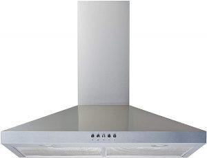 Best wall mount range hood installation in kitchen