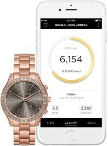 michael kors bradshaw smartwatch bands