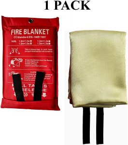TONYKO Emergency Surival Fire Blanket,