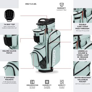 ogio cart golf bag