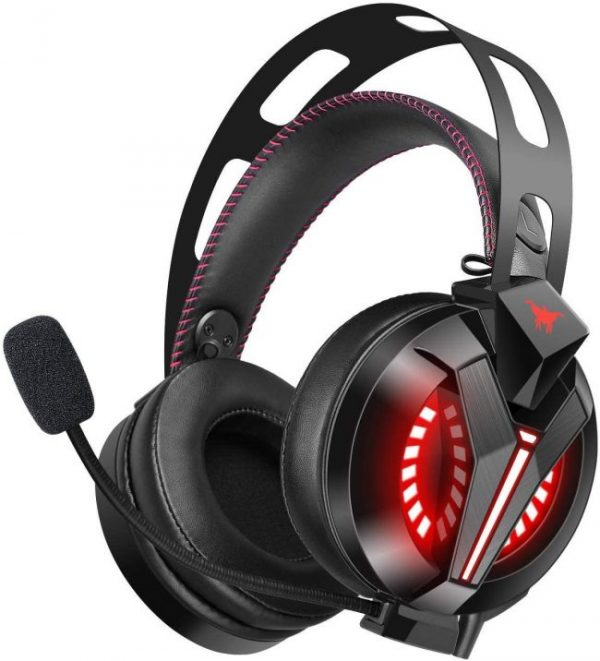 Combatwing Gaming Headset PC, The Best Wireless Headset With Mic