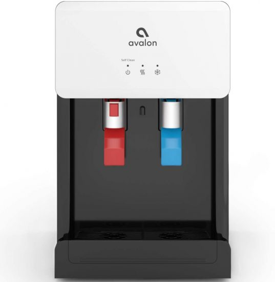 Avalon Built-In Countertop Water Dispenser