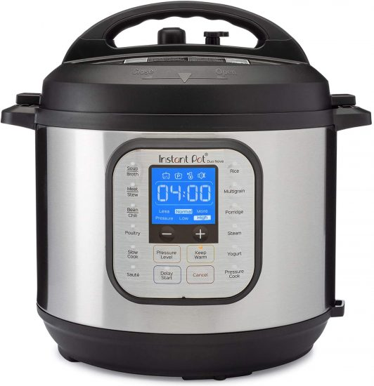 Duo Nova Rice Cooker - 7 in 1 Pressure Cooker - Best Selling Rice Cooker