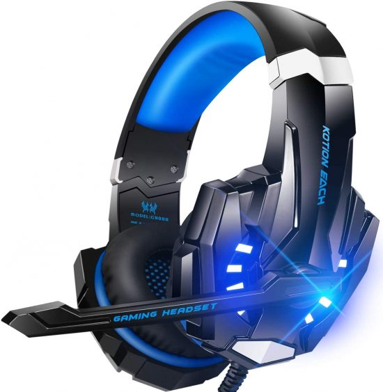BENGO Comes With Bluetooth Gaming Headset Ps4