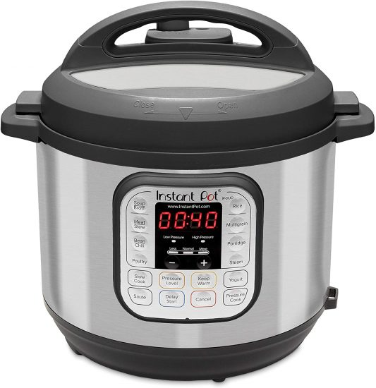 Instant Pot Duo 7-in-1 Electric Pressure Cooker, Sterilizer