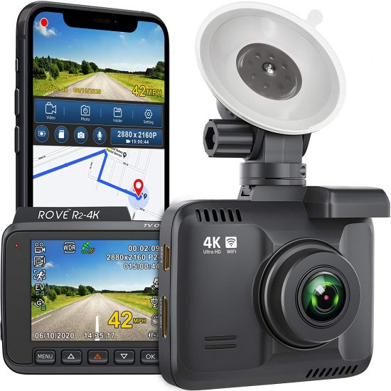 Rove R2-4K Dashboard Camera Recorder