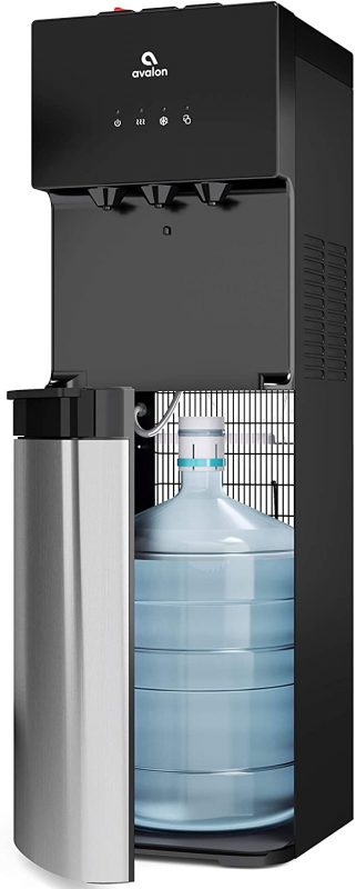 Avalon Water Dispenser Stand With Black Color